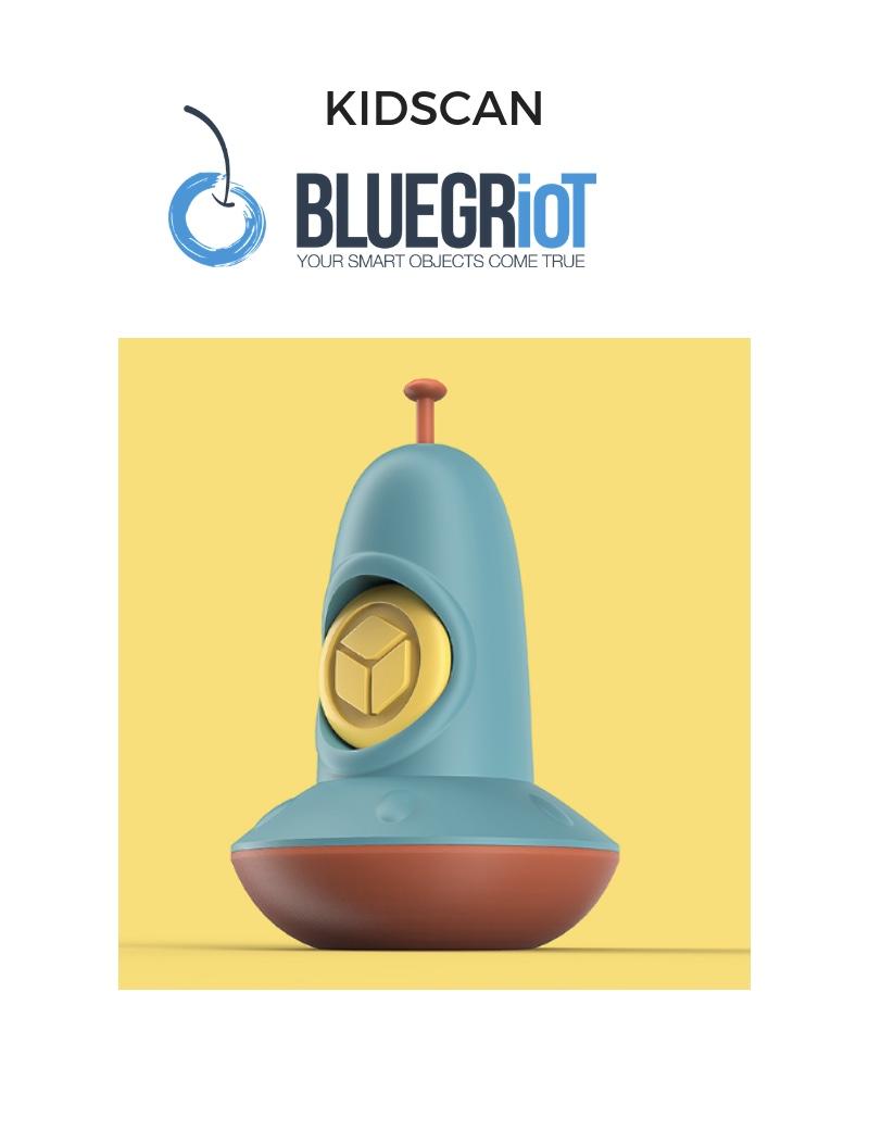 Kidscan - Bluegriot